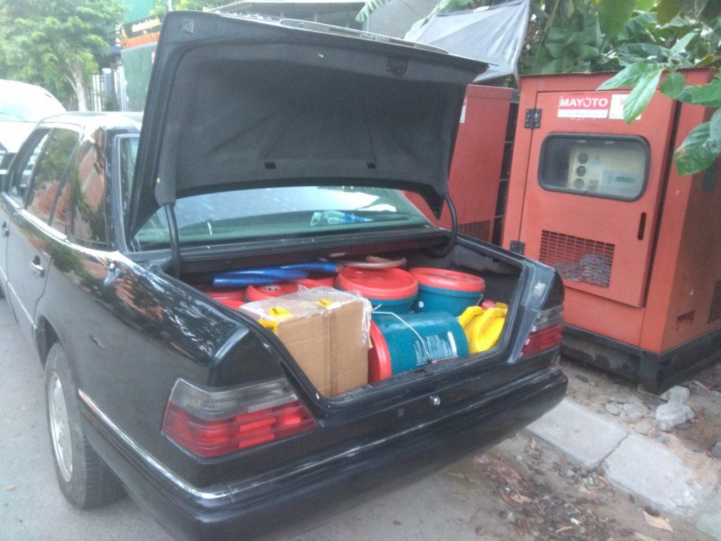 Bảo trì sửa chữa cho thuê