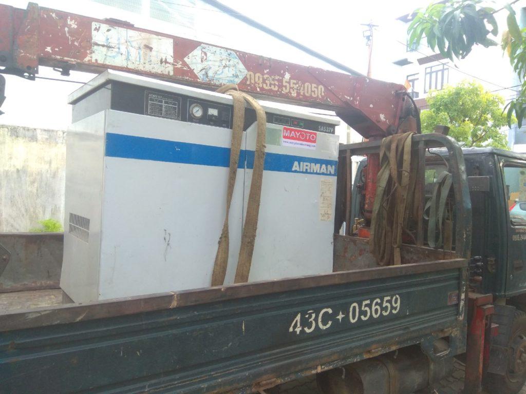 Máy nén khí Đà Nẵng