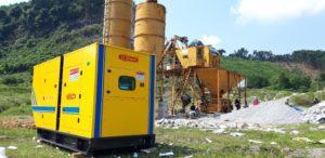 Máy phát điện tại Đà Nẵng công suất 320 kVA