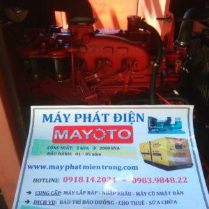 May phat dien Mayoto