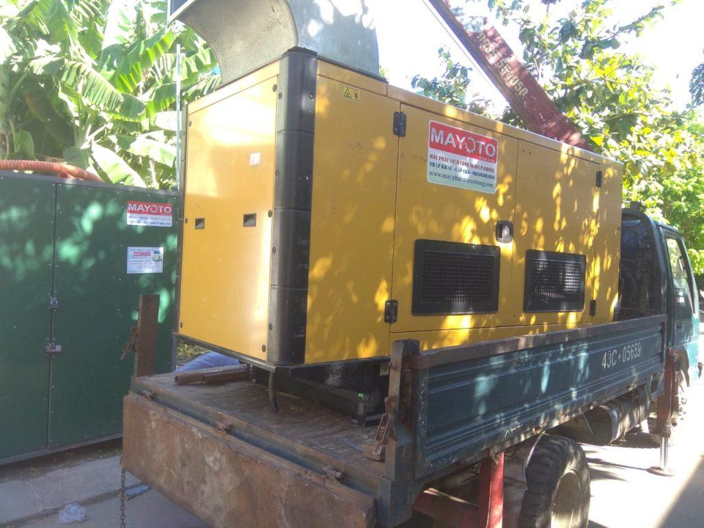 Máy phát điện giá rẻ tại Đà Nẵng