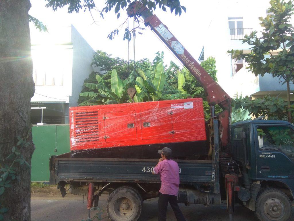 May phat dien tại Quang Nam 1