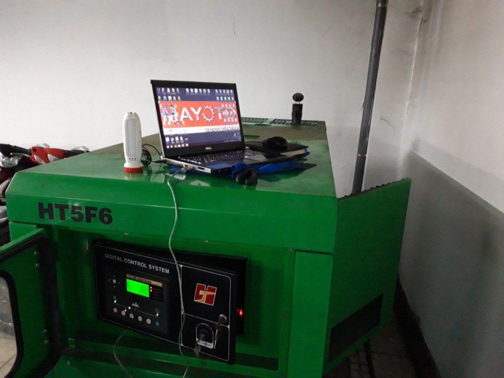 May phat dien tai Da Nang 100 kVA