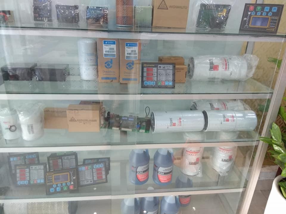Phụ tùng máy phát điện - mayoto.vn