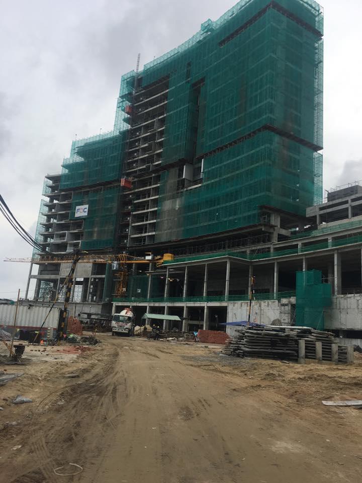 Lắp đặt 2x2000 kVA tại Nam Hội An
