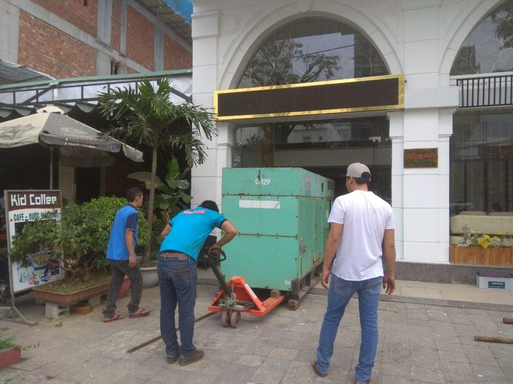 Lắp đặt máy 200 kVA tại Đà Nẵng
