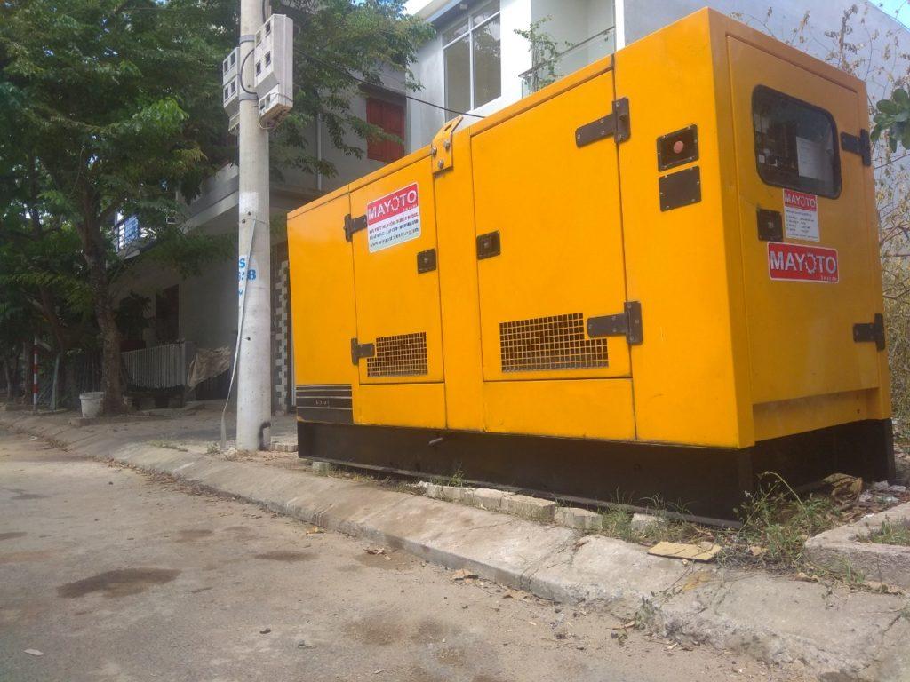 Máy nổ tại Quảng Nam Đà Nẵng MAYOTO.vn
