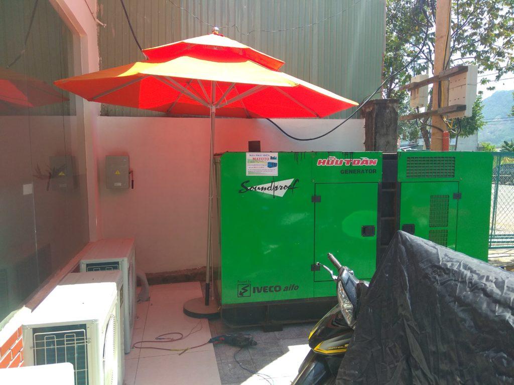 Máy phát điện tại Đà Nẵng máy kVA Mayoto vn