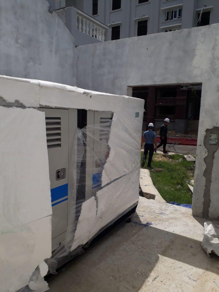 Máy phát điện tại Viện Kiểm Soát tỉnh Quảng Nam