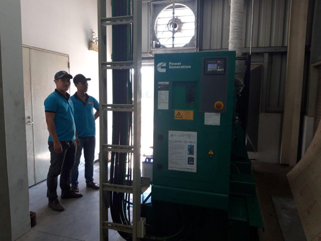Nhà máy Linax Điện Bàn Quảng Nam