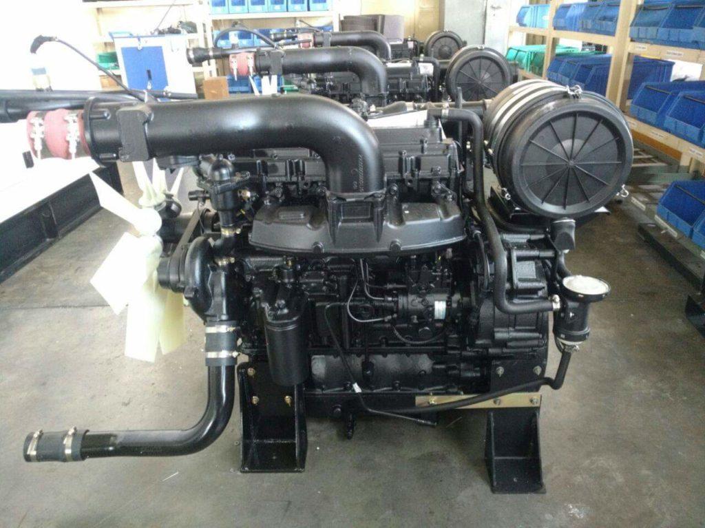 Cooper engine