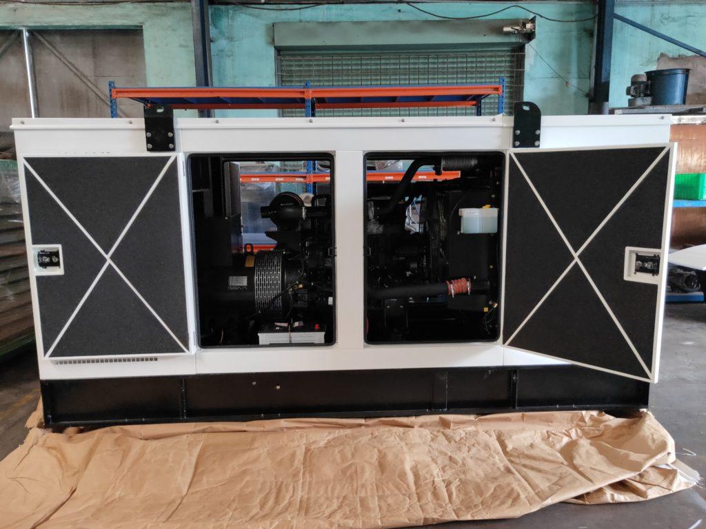 Máy phát điện Cooper nhập khẩu Ấn Độ