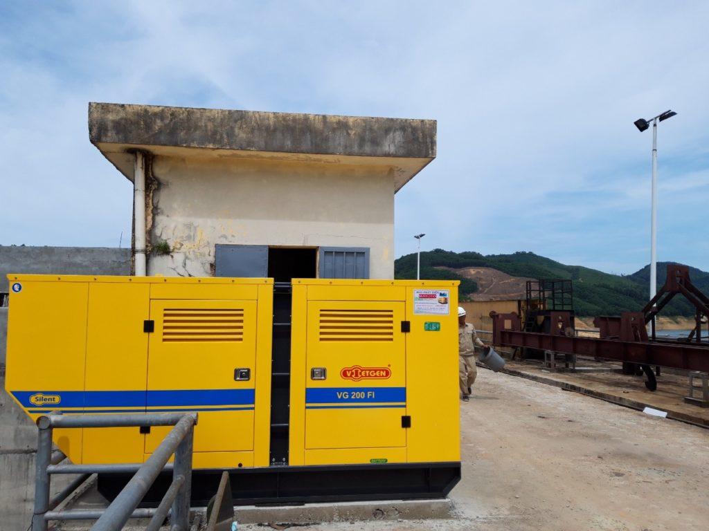 Thủy điện Bình Điền - Huế